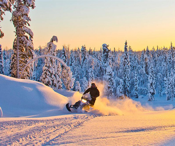 Moto neige